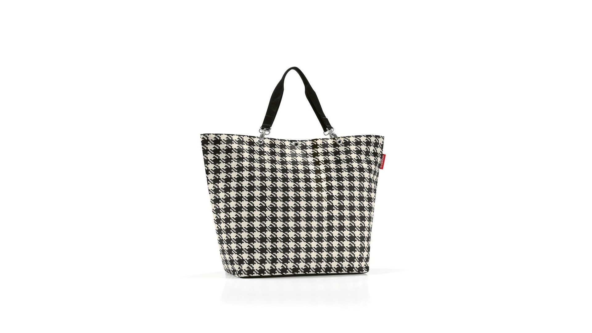 Shopper - XL - fifties black
