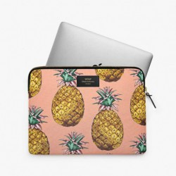 "Pochette laptop ""Ananas"" Wouf"