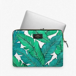 "Pochette laptop ""Tropical"" Wouf"
