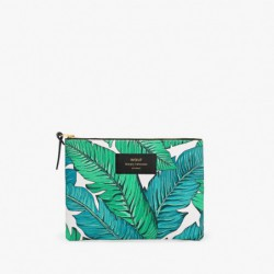 "Pochette - gm ""Tropical"" Wouf"