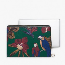 "Pochette laptop ""Tropical..."