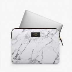 "Pochette laptop ""White..."