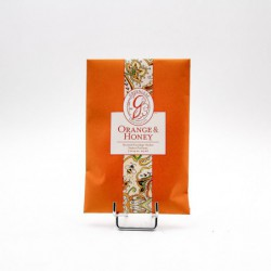 "Sachet parfumé ""Orange & honey"""