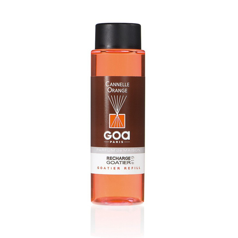 "Recharge ""cannelle orange"" pour diffuseur Goa"