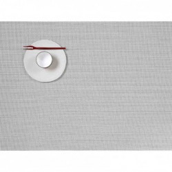 "Set de table - blanc ""basketweaves rectangle"" Chilewich"