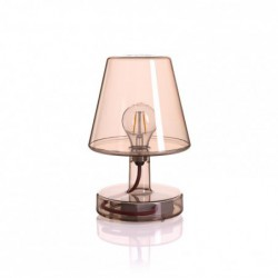 "Lampe de table - marron ""transloetje"" Fatboy"