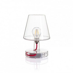 "Lampe de table - transparent ""transloetje"" Fatboy"