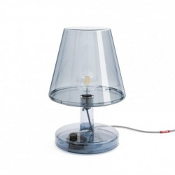 "Lampe de table - gris ""trans-parent"" Fatboy"