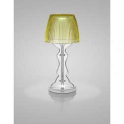 "Lampe - jaune ""lady led"" Vesta"