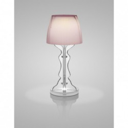 "Lampe rechargeable - rose ""lady led"" Vesta"