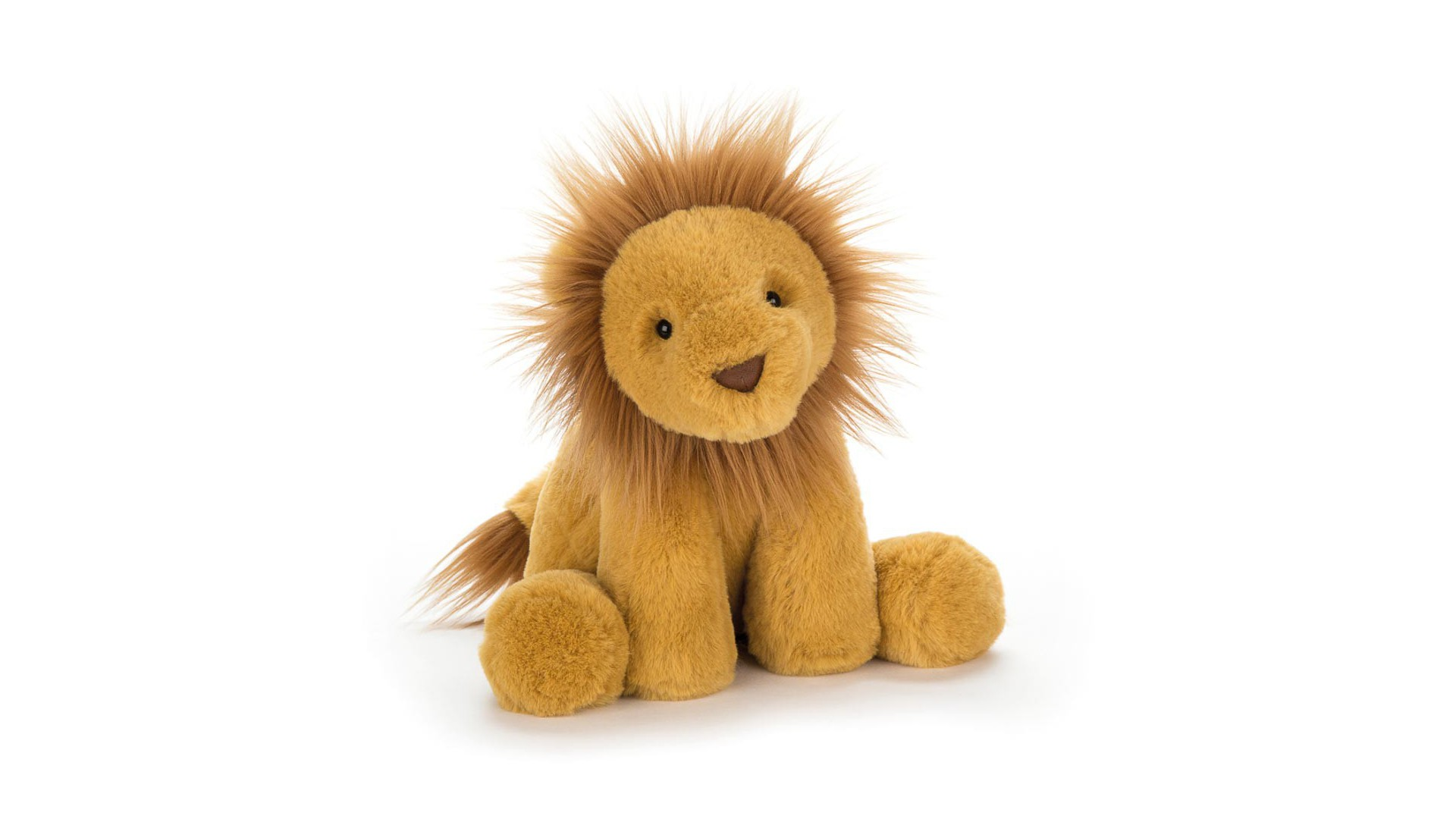 "Peluche ""smudge lion"" Jellycat"