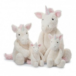 "Peluche ""bashful unicorn"" Jellycat"