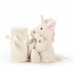 "Doudou ""bashful unicorn"" Jellycat"