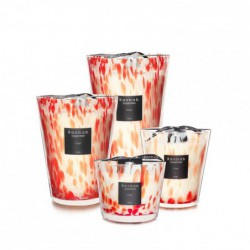 """Bougie parfumée """"pearls-coral"""" Baobab Collection"""