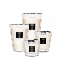 """Bougie parfumée """"pearls-white"""" Baobab Collection"""