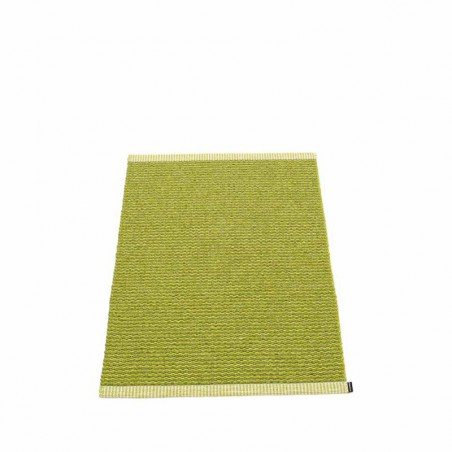 """tapis pappelina """"mono"""" lime - olive"""